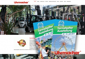 Uhrmacher in Tarmstedt - Stand D3
